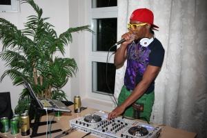 africa night & työ 302