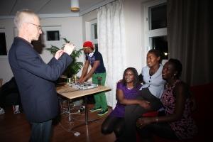 africa night & työ 305