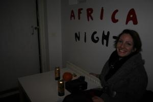 africa night & työ 332
