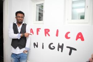 africa night & työ 348