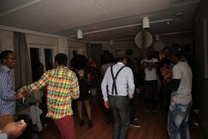 africa night & työ 366
