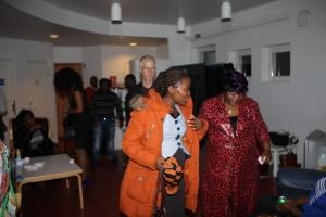 africa night & työ 378