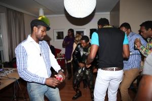 africa night & työ 388